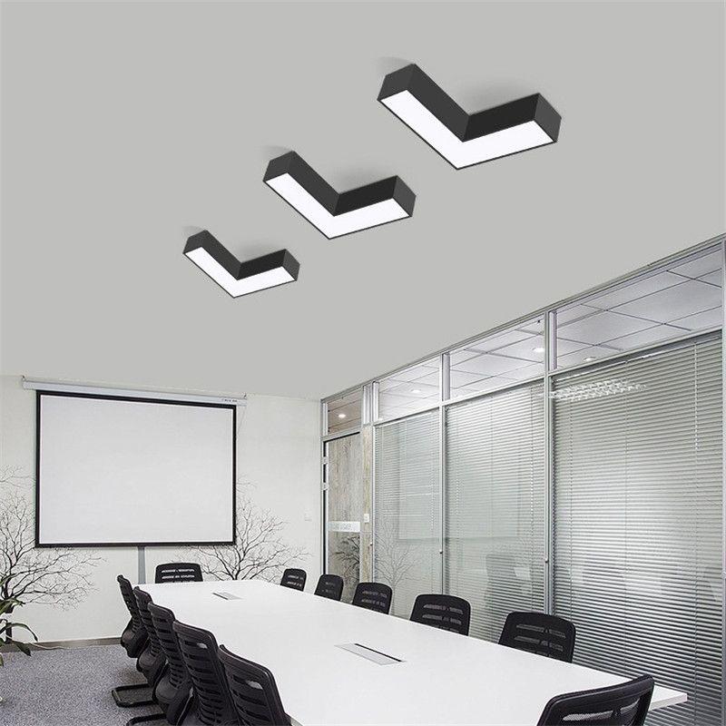 Modern Creative Color Seta lâmpada do teto Ultra finas cinco centímetros Geometria minimalista Nursery Entrada Corredor Corredor Led luzes de teto