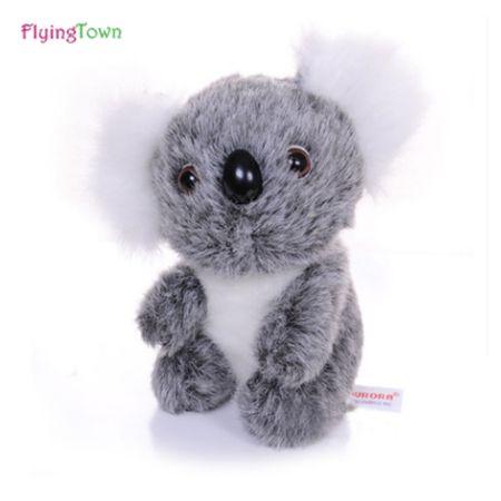 18 cm gran muñeco de peluche koala Cinereus regalo de cumpleaños para niños niñas bebé brinquedos australiano Koala lindos juguetes de peluche