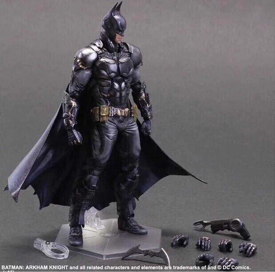 Square Enix Play Arts Kai Arkham Knight: Batman PVC Action Figure 27cm