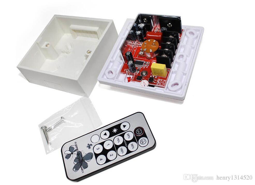 Бесплатная доставка 0-10V диммер 1-10V диммер свет привода модулятор для дим 0-10v светодиодные панели, светодиодные светильники, светодиодные прожекторы, светодиодные highbay,