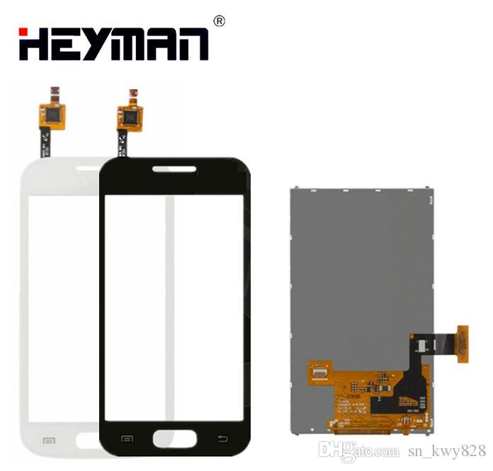 LCD with Touchscreen for Samsung GALAXY Ace 2 II I8160 LCD display screen Digitizer Glass Panel Front Replacement parts