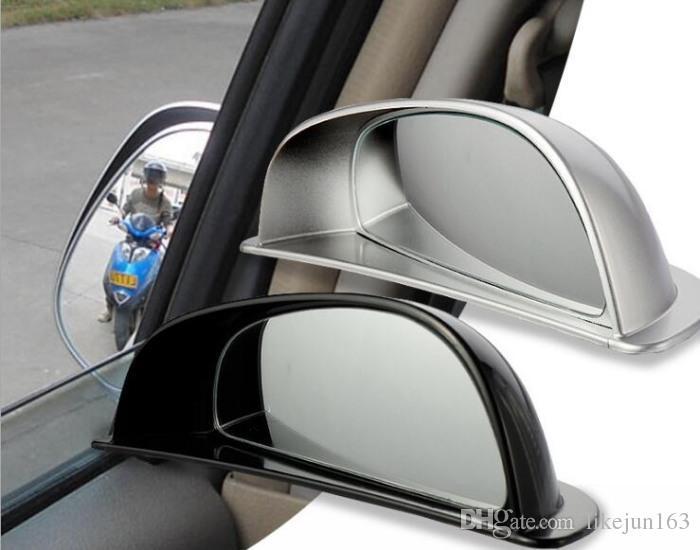 Vue arrière de la porte de la banquette arrière de la voiture Miroir de l'angle mort