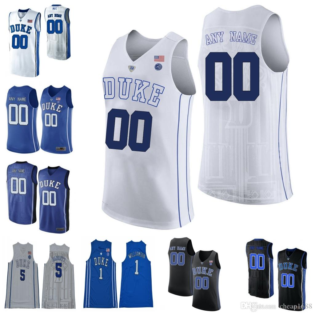 2021 NCAA Duke Blue Devils #13 Joey Baker 53 Brennan Besser 20 ...