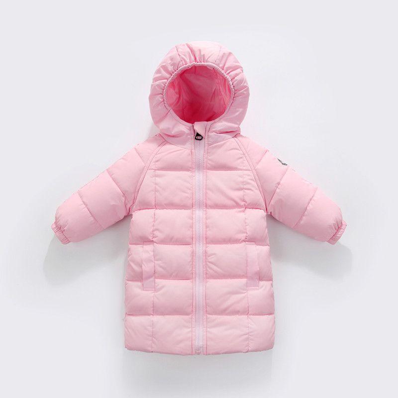 Kinder Winterjacken Kids Down Baumwollmantel Babyjacke für Mädchen Parka Oberbekleidung Hoodies Boy Coat