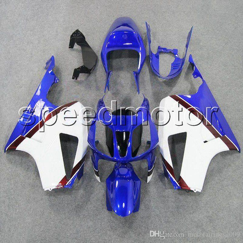 colors+Gifts blue white VTR1000 2000 2001 2002 2003 2004 2005 2006 motorcycle Fairing for HONDA VTR SP1 RC51 00 01 02 03 04 05 06