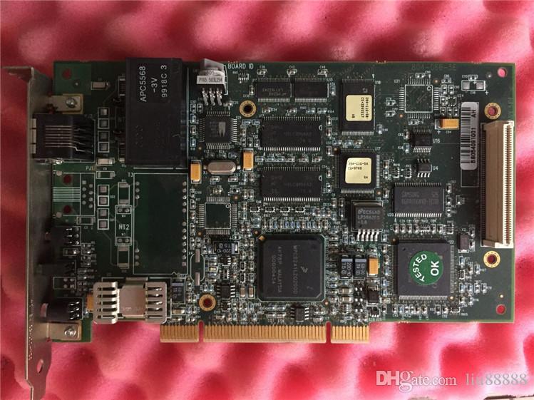 100% de trabajo para (TRUFAX200 BRI BROOKTROUT TECHNOLOGY) (PCI9050-1 4275AC SD496 5.1 ERW UL) (SERES M2I.4031 MODELO DE ESPECTRO BSOCKET2)
