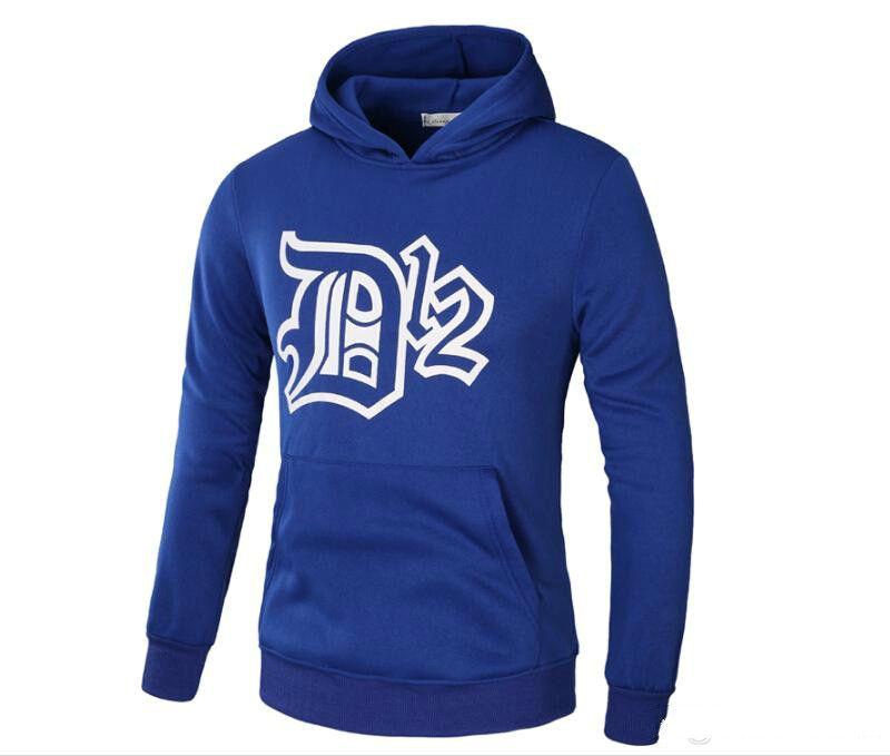 New Spring Autumn Winter Eminem D12 Hedging Trend Hip Hop Sweatshirt Hoodie DotA/DOTA2 Fleece Sweater DK Pullover Sweater