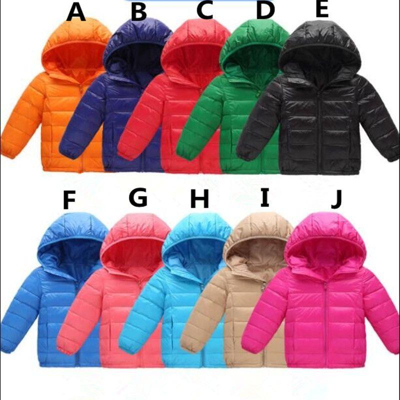 Daunenjacke Kleine Kinder Großhandel Winterbekleidung Daunenjacke Für 10 Kinder Leichte Von Neue GroßeMittlere Farben Und Kinderkleidung nPN80XwOk