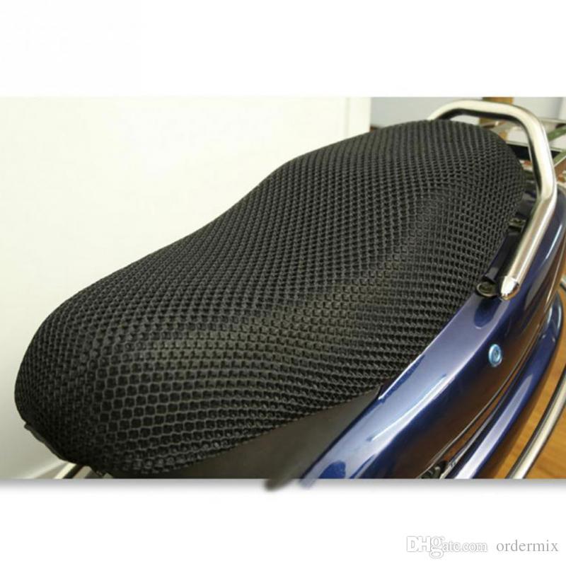 3D Motocykl Elektryczny rower Netto Siedziba Ochraniacz chłodzący Trwałe Czarny