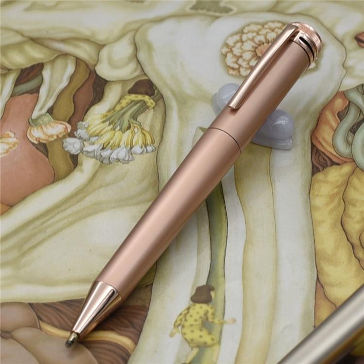 Great Inherit Collection Luxury Pens Metal Ballpoint pen Stationery office school supplies with M Brands write designer Ball pen
