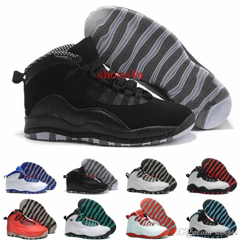 Sale 10 Basketball Shoes Women Men s Shoes 10s X Man Outdoor Sport Discount Leather Surface Real Authentic Sneakers