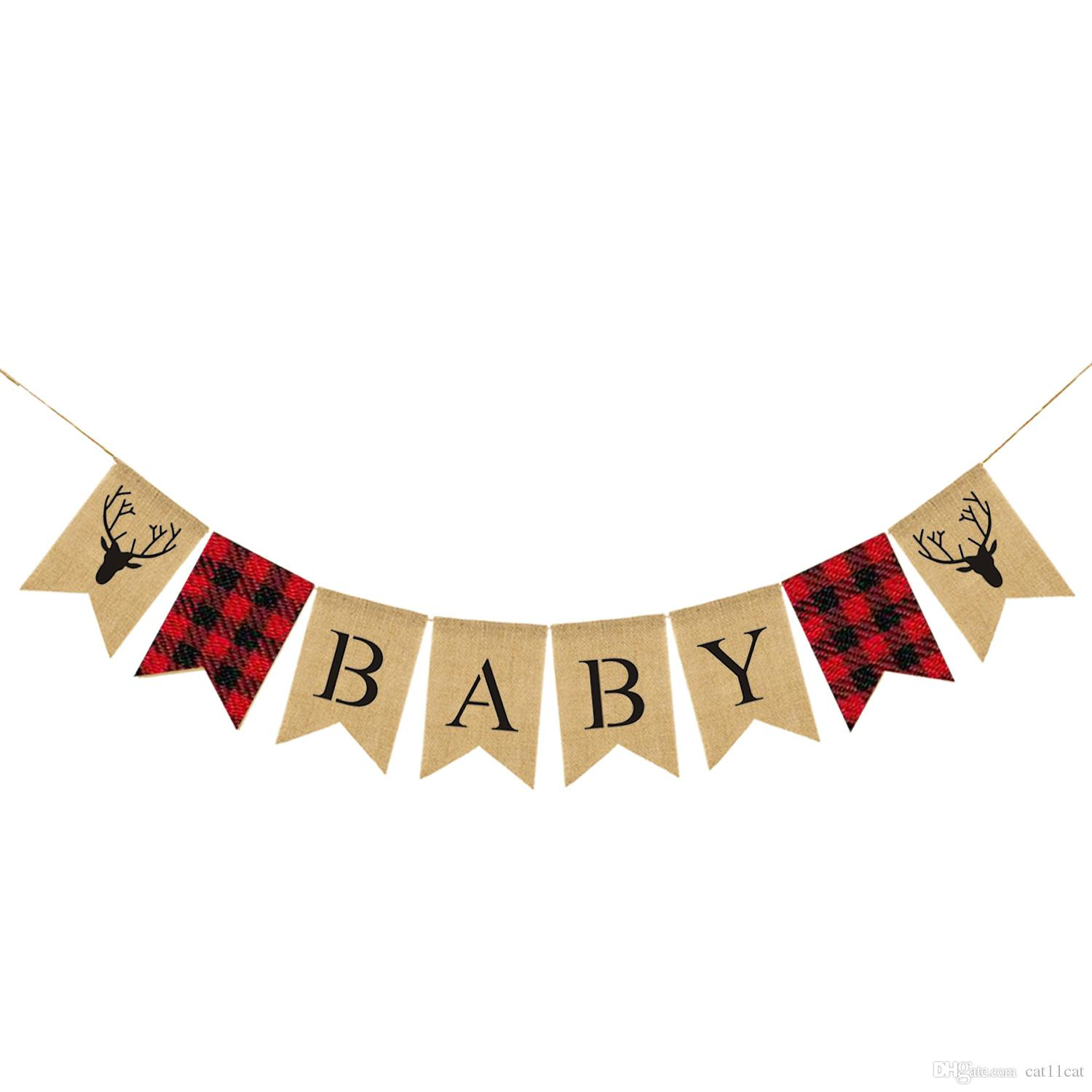 2020 Banner Welcome Baby Ceiling Photo Props From Cat11cat 13 77 Dhgate Com