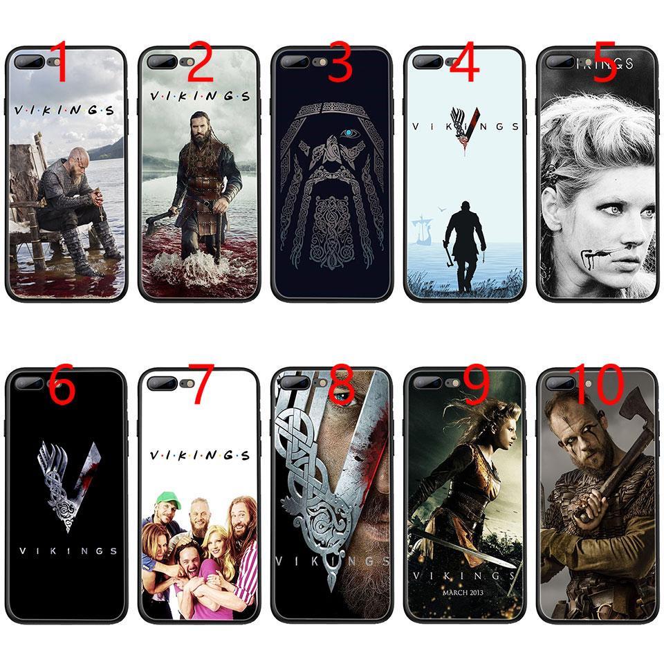 funda iphone 6 vikings