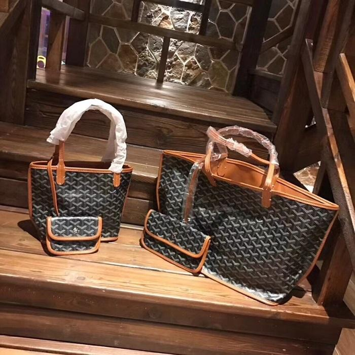 2018 new arrival women fashion elegant shoulder bag two size shopping bag big tote large capacity bags