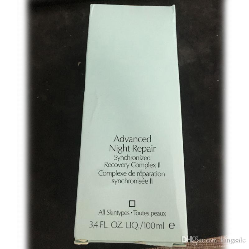 Высокое качество расширенный ночной ремонт Syncronized восстановление ремонт ANR увлажняющий крем для ухода за кожей лица 100 мл / шт