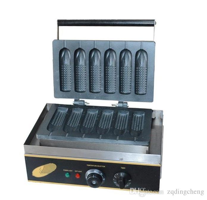 شحن مجاني 2 وحدة / الكثير 110V 220V شكل الذرة المصاصة صانع الهراء الهراء عصا اسكيمو