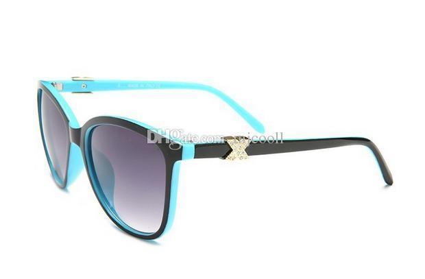 Gute Qualität Sonnenbrille TF4216 ultra-light Mode Frauen Modelle klassische Sonnenbrille