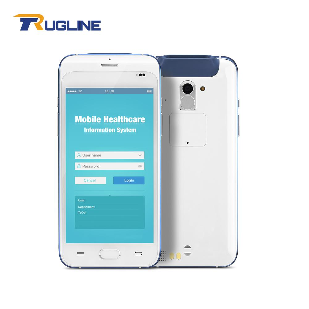 New Arrival Android 6 0 Logistic Mobile Computer Healthcare Pda With  Barcode Scanner Fingerprint Reader And Nfc Reader Best Scanner Best  Scanners From