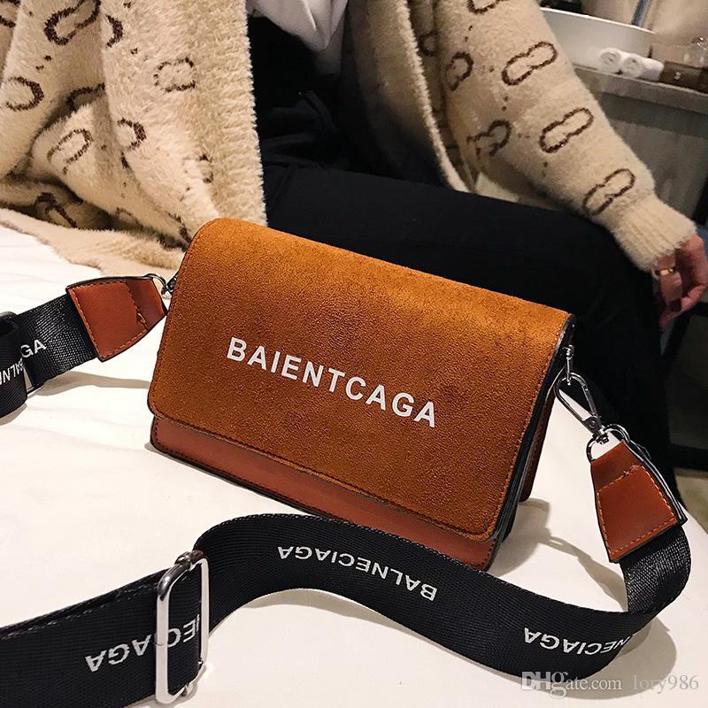 Nuevo estilo Bolsas de embrague Bolsas Monedero Cruzada Monedero mujer Bolsas de correa ancha Bolsas Casual Xinyuanfang / 10