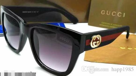 Marchio di alta qualità Occhiali da sole da uomo Occhiali da sole di prova di moda Occhiali da sole firmati Per uomo Donna Occhiali da sole occhiali nuovi colore 0035