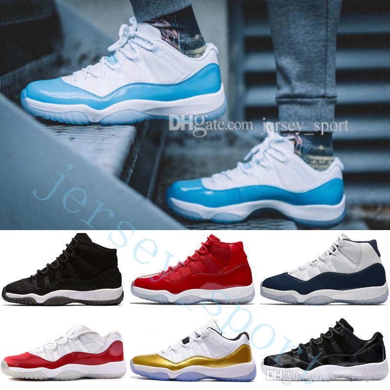 11 WIN LIKE 82 96 High Cut 11s Gym Red Midnight Navy Basketball Shoes sport women mens Low GS Velvet Heiress wine Blue Purple Black Stingray