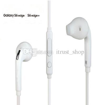 Alta qualidade anel de cobre orador fone de ouvido com microfone e controle remoto para ip 5 6 plus e samsung s4 note 4