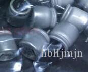 100 sztuk 680UF 4V FL 8 * 8mm aluminiowe kondensatory elektrolityczne