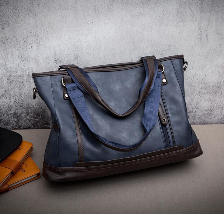 97a4216dc0 Yesetn Bag 090216 New Hot Man Handbag Male Fashion Tote Men Big Shoulder Bag  Cheap Handbags Cheap Purses From Fenxin