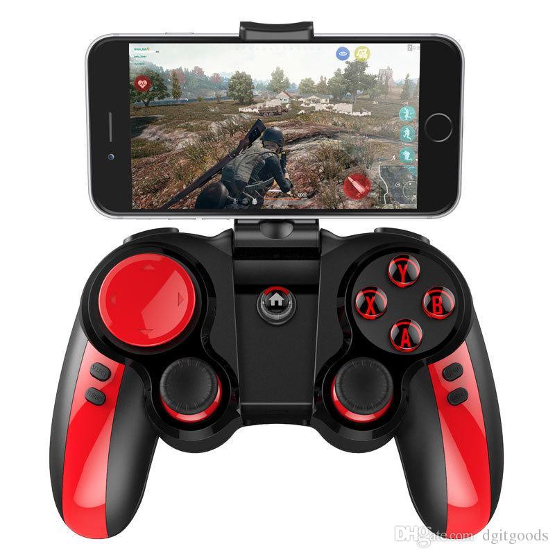 IPEGA PG-9089 controlador de jogo Pirate Sem Fio Bluetooth Game cubo Controlador Telescópico Gamepad com Turbo acelerador para Android IOS Telefone