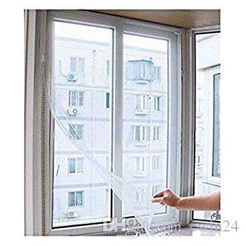 Fenster Insect Window Meshs Net Insekten Fliegen Bug Moskito Tür Netting Aus