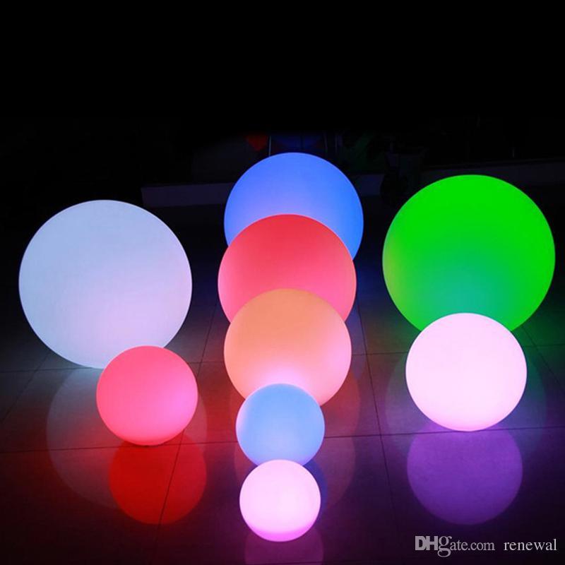 조명을 주도 3D 마법 달 LED 밤 12-30cm 빛 달빛 랜턴 데스크 달 램프 USB 충전식 장식 7 색 무단계