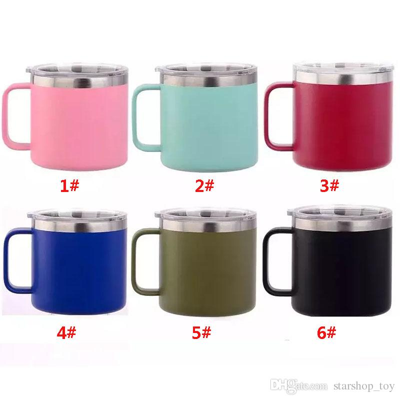 Christmas Gift Stainless Steel Vacuum Double Wall Insulation Mug Cup Coffee