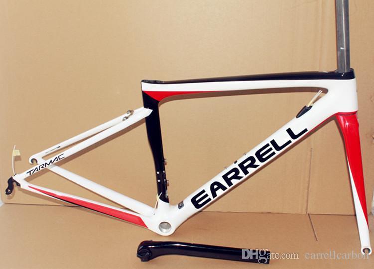 30color 2018 nouveau T1000 cadre de vélo carbone route vélo cadre de vélo carbone 44/49/52/54/56 / 58CM