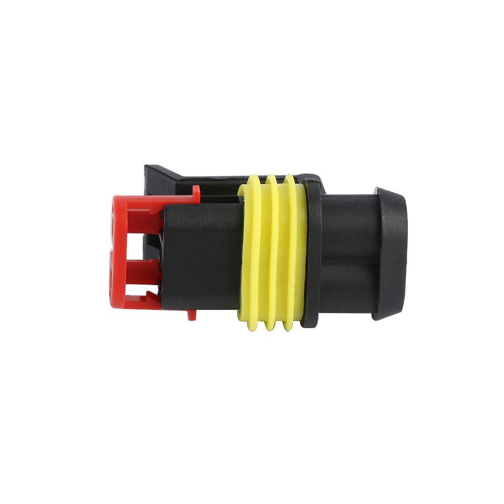 ¡¡¡Los recién llegados!!! Cable eléctrico impermeable sellado kit auto de la pieza del coche del enchufe del conector