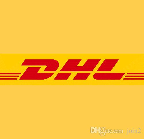 شحن إضافي لكل DHL الطرود