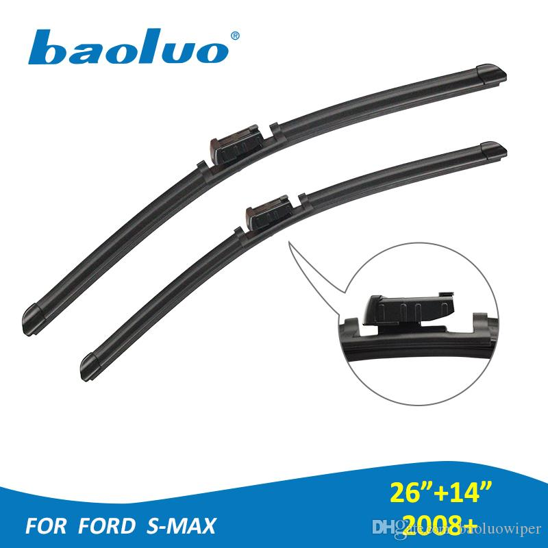 """13/"""" 24/"""" Quality Pair Of Front Max Wiper Blades For Car Windscreen Windshield"""