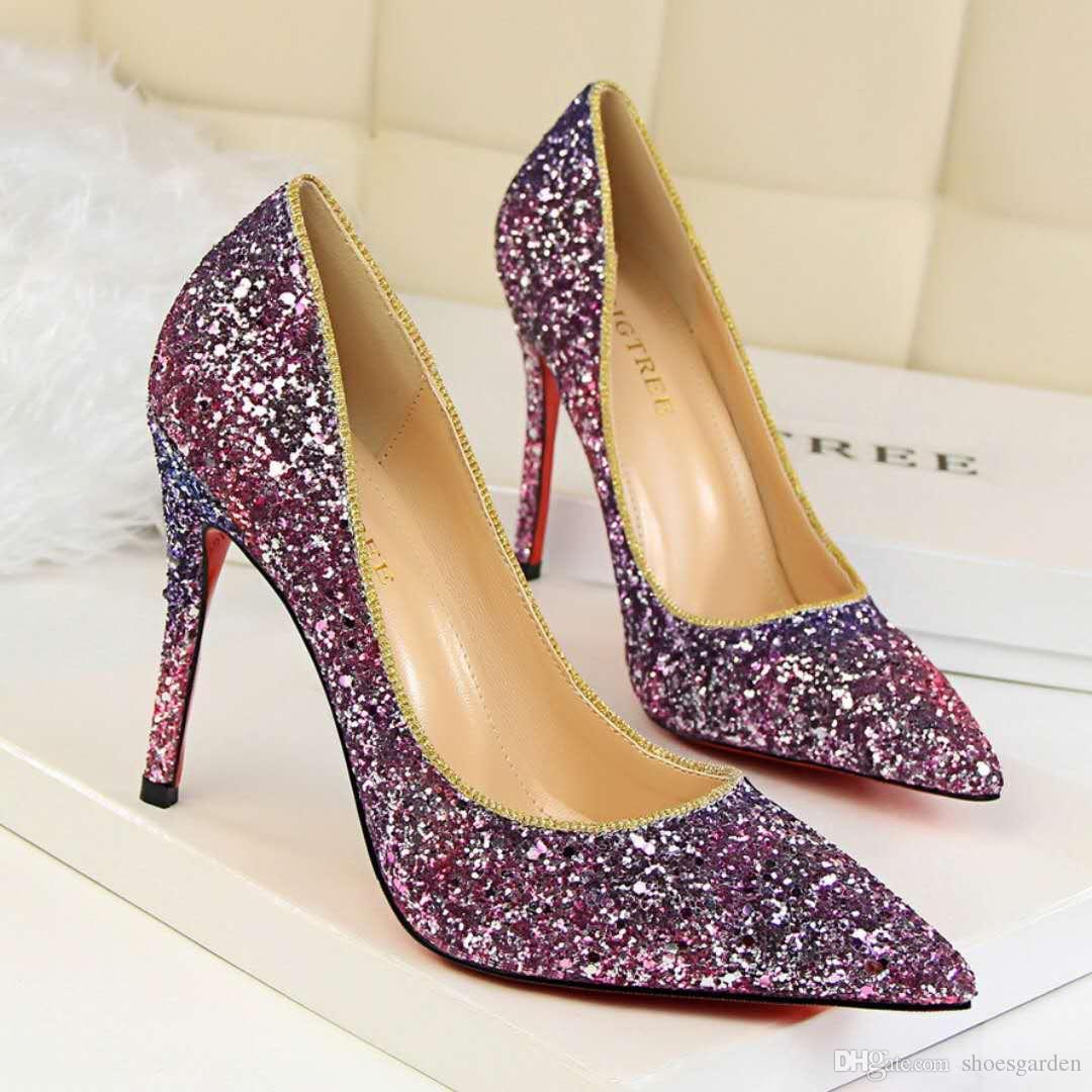 Aliexpress.com : Buy High Heels Pumps Fashion Shoes Woman