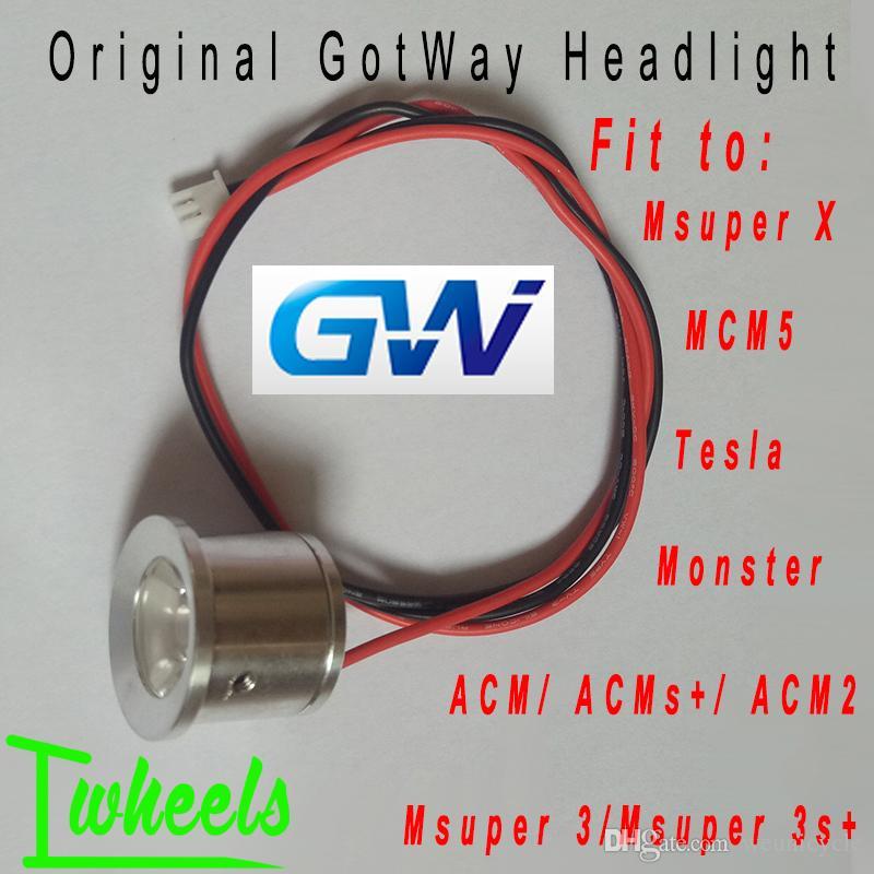 GotWay Headlight adatto a Msuper X MCM5 ACM Monster Tesla Accessori per monociclo