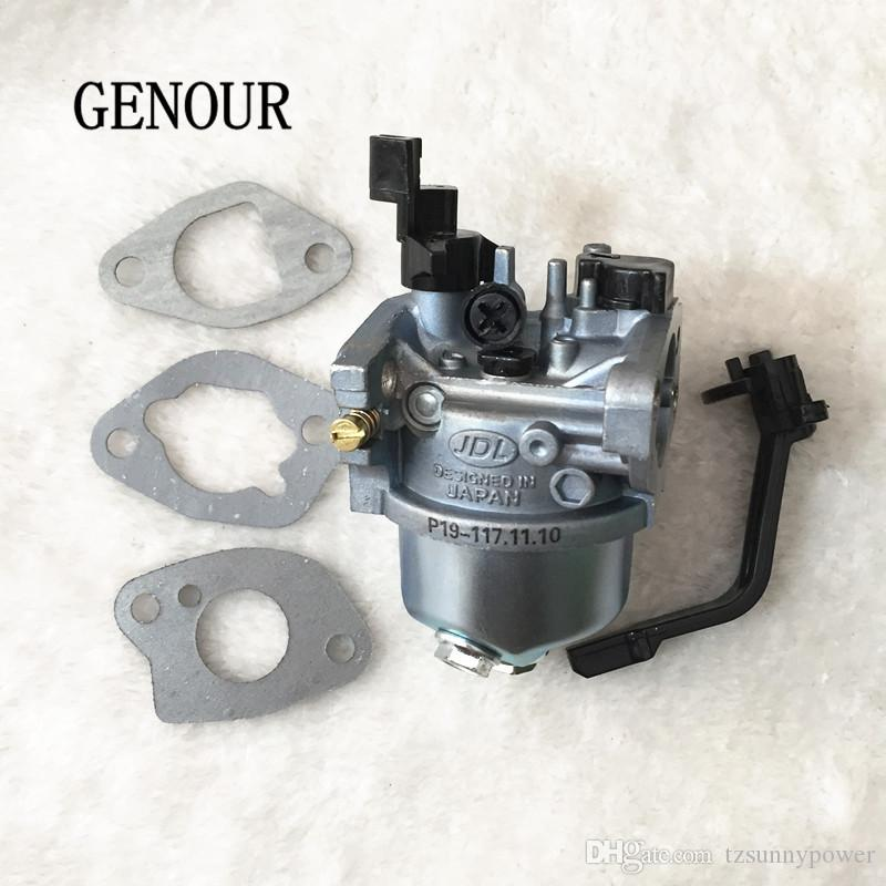 2KW 2.5KW CARBURETOR ASSY FITS generator GX160 168F 6.5HP ENGINE FREE SHIPPING NEW CARB ASSEMBLY CHEAP GENERATOR REPLACE PART