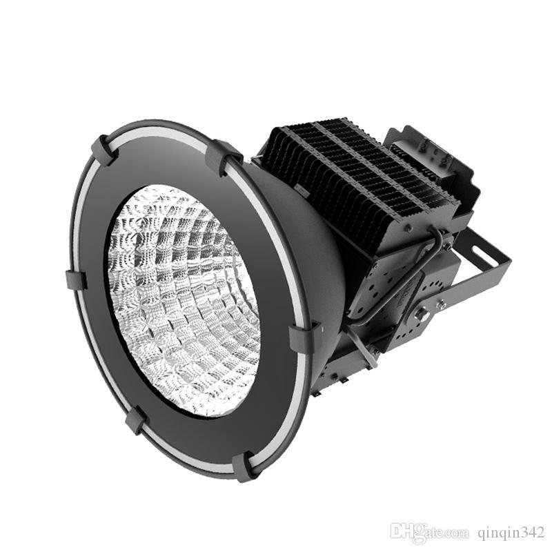 Башенный кран, лампа 100-305в 200Вт 300Вт 400Вт 600Вт 800Вт 1000Вт светодиодные прожекторы светодиодные башня освещает высокого залива промышленное освещает обломок Кри света потока