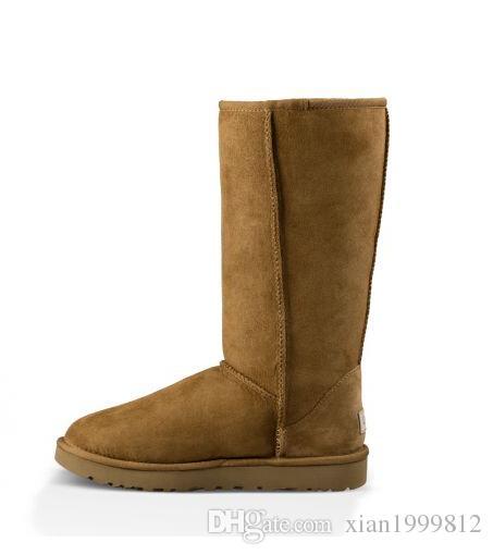 2019 Inverno Nova Austrália Botas de neve Clássico Botas de Inverno barato Botas de moda desconto ankle Boots sapatos muitas cores para o tamanho da mulher 5-10