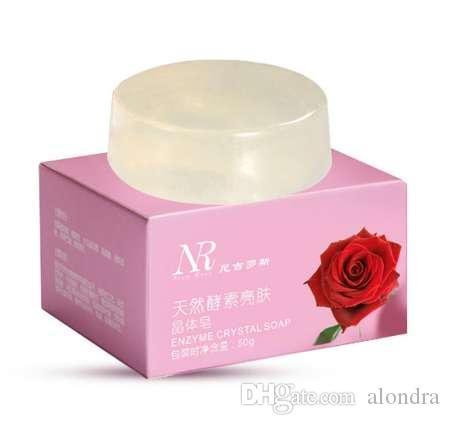 جودة عالية حلمات الحميمة الخاصة تبييض الشفاه الوردي حلمات الجسم تبييض الصابون الطبيعي تفتيح البشرة