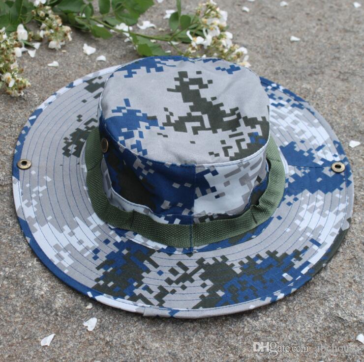 Bulldog militaire tactique armée airsoft randonnée Seau CACHOU Chapeau Bonnet Vert Olive
