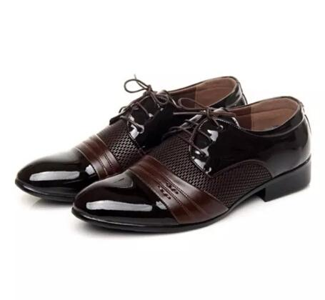 New Vintage Design Men's Casual Leather Shoes