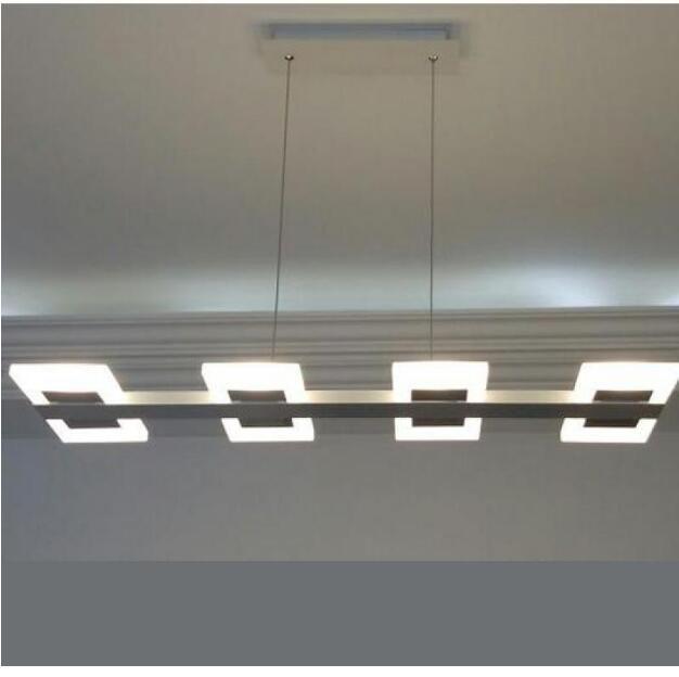 Acheter Svitz Salle A Manger Led Lampada Lampes Suspendues Pour