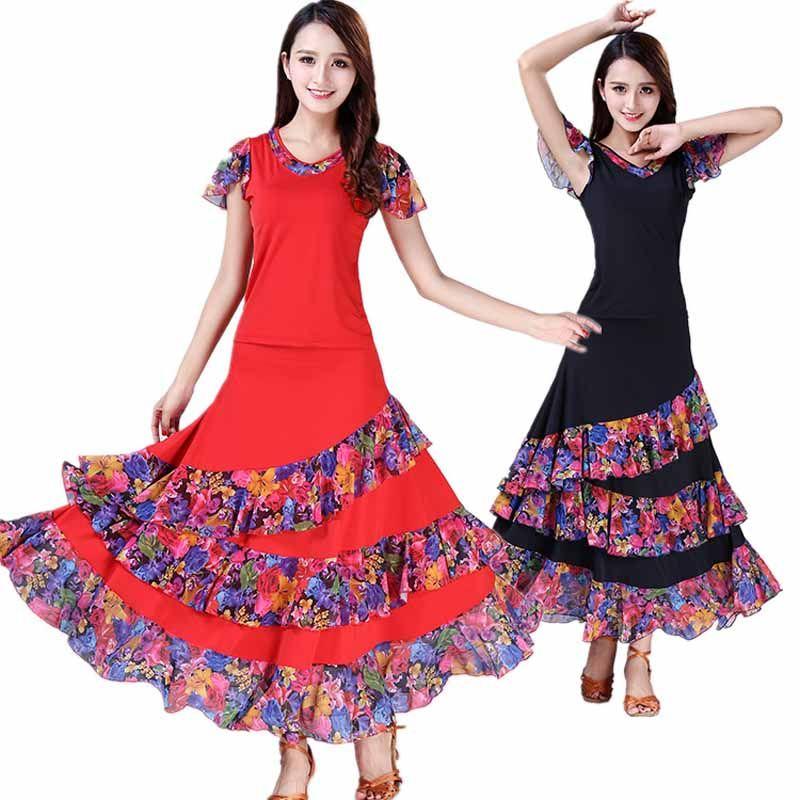 ballroom dance dress standard dance costume for lady competition waltz dress tango dancing wear grils trot dancewear L-XXL