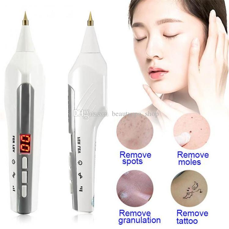 High Frequency Spot Removal Laser Plasma Pen Skin Tag Mole Removal
