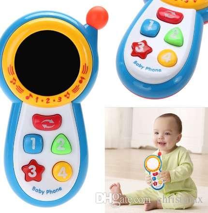746 JOUET Téléphone-Enfants-bébé-Phone-éducatif-apprentissage-Développement