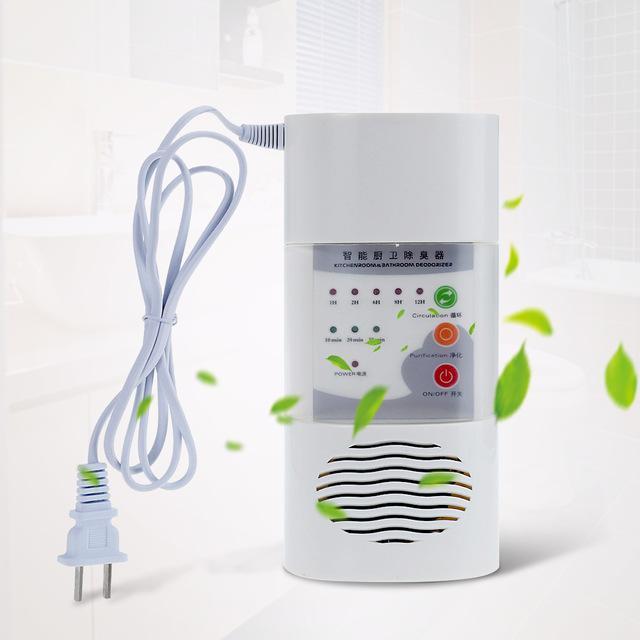 Home Air Ozon Luftreiniger Deodorant Ozon Ionisator Generator Sterilisation Keimtötende Filter Desinfektion Raumreiniger Kostenloser Versand TB