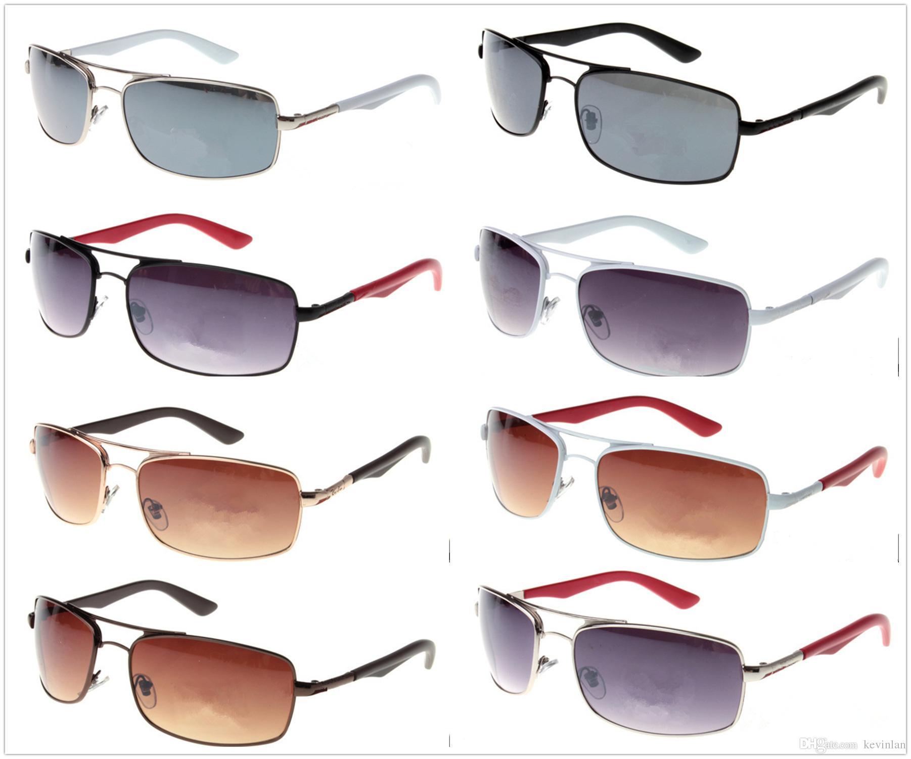 Yüksek Tam Ve Durumda Moda Güneş Gözlüğü toptan Kalite Çerçeve Kadınlar için Marka Erkekler Güneş Sürüş Kutusu Bisiklet Tasarımcısı ve Gözlük Njjnh